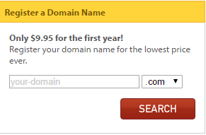 netfirms domain registration