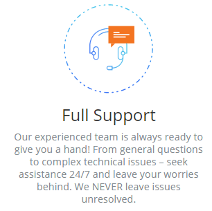 host1plus support