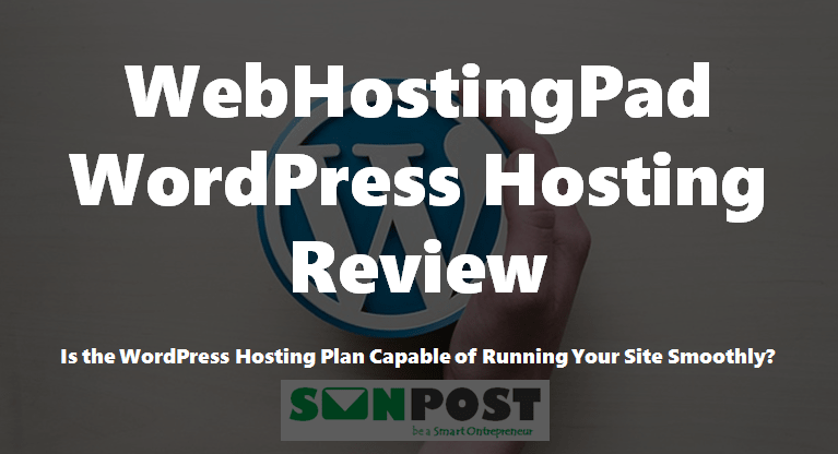 webhostingpad wordpress