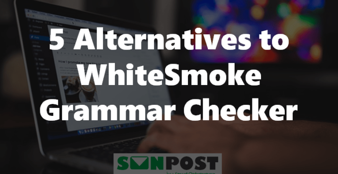 whitesmoke alternative