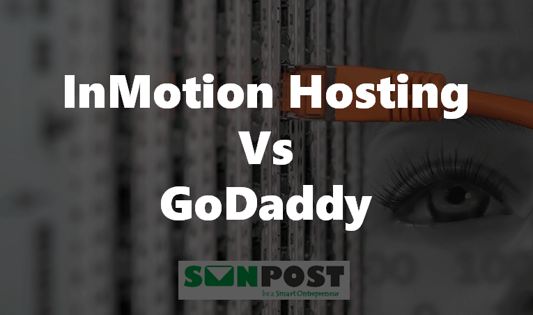inmotion hosting vs godaddy web hosting