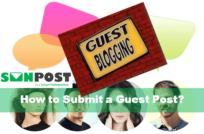 how to submit a guest post