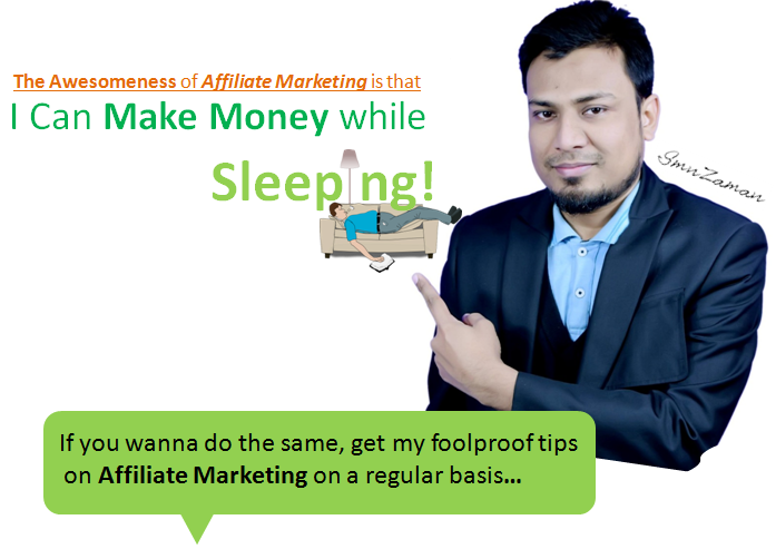 affiliate marketing is awesome