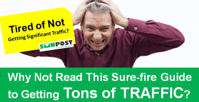 How to Get Tons of Traffic to Your Blog for Free