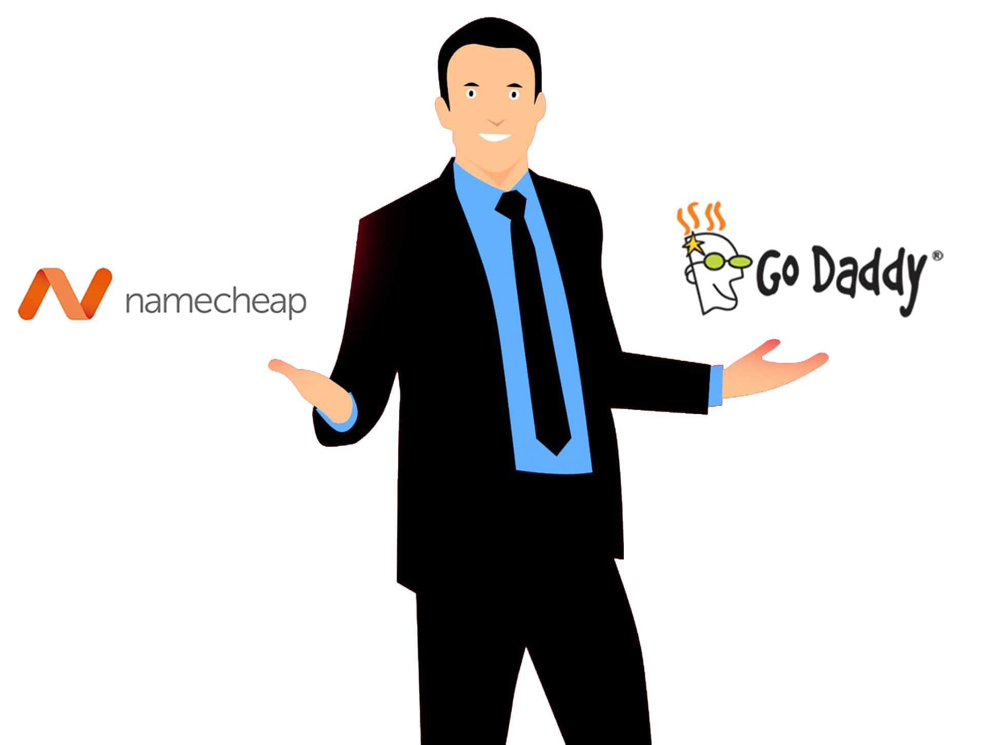 Image result for Namecheap Vs Godaddy