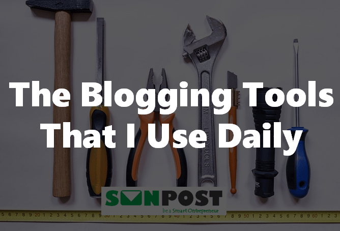 smn zaman's blogging tools